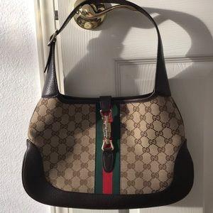 🔥SALE🔥 Authentic Gucci Jackie shoulder Purse